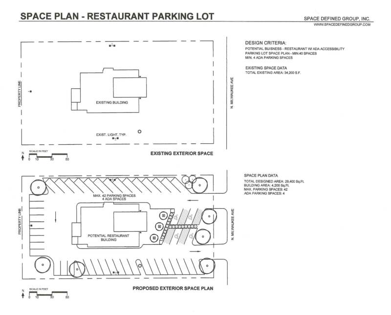 Parking Lot Design and Plans http://www.photolightchicago.com/space_planning.html